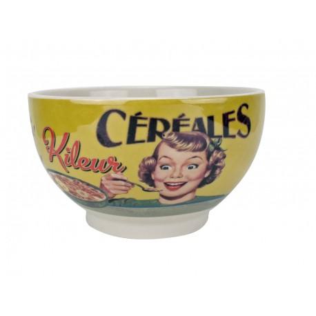"""Skål """"Céréales Kileur"""""""