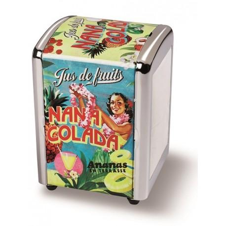 """Servietdispenser - """"Nana Colada"""""""