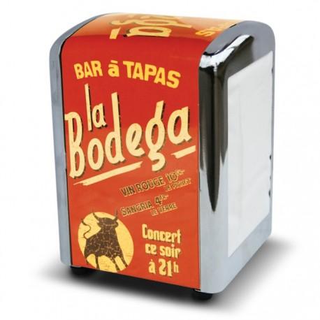 """Servietdispenser - """"La Bodega"""""""
