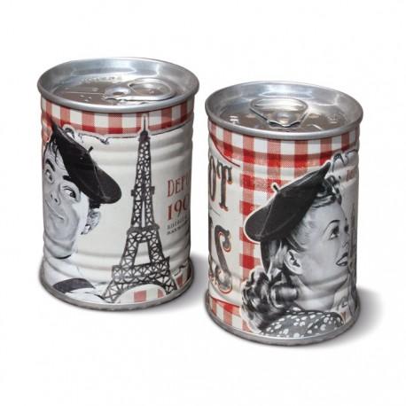 """Salt og pebersæt - """"Bistrot de Paris"""""""
