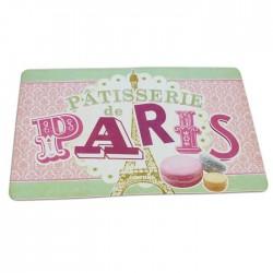 """Dækkeserviet - """"Pâtisserie de Paris"""""""
