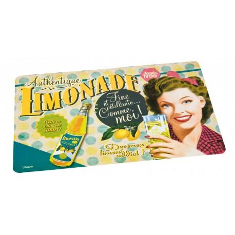 "Dækkeserviet - ""Limonade"""