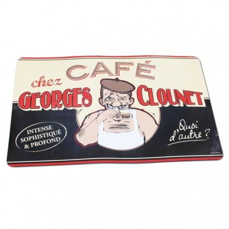 "Dækkeserviet - ""Georges Clounet"""