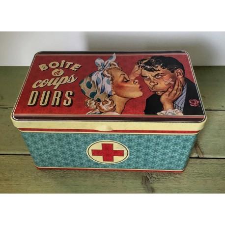 """Førstehjælpsdåse """"Coups durs"""""""