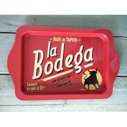 "Metalbakke ""La Bodega"""