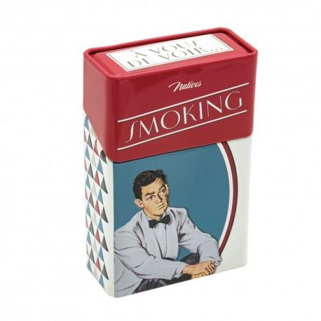 "Cigaretetui - ""Smoking no smoking"""
