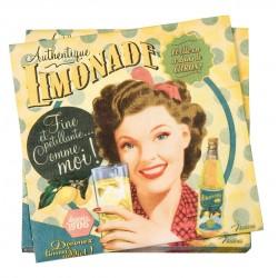 "Servietter ""Limonade"""