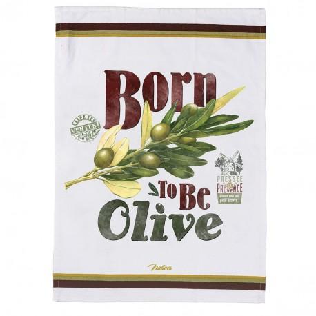 "Viskestykke - ""Born to be Olive"""