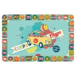 "Dækkeserviet - ""Chupa Chups"" (bil)"