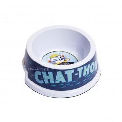 """Madskål til katte - """"Chat thon"""""""