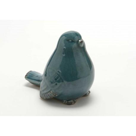 Fugl i keramik