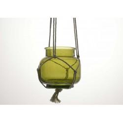 Lanterne - 18 cm - Khaki
