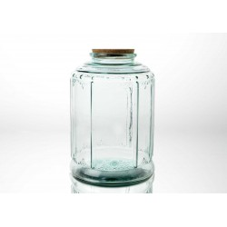Lanterne - 36 cm - Lyseblå