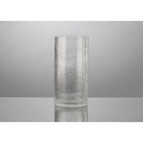 Glasvase - 20 cm - Klar