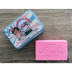 Savon de Marseille - tyggegummi - 100 g fast håndsæbe