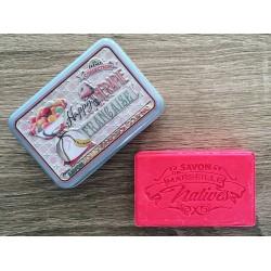 Savon de Marseille - macarons - 100 g fast håndsæbe
