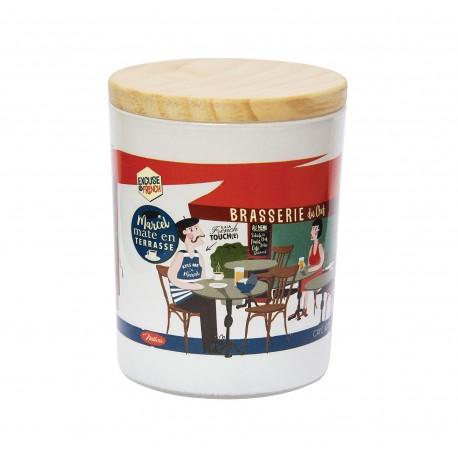 Duftlys - kaffe/nødder
