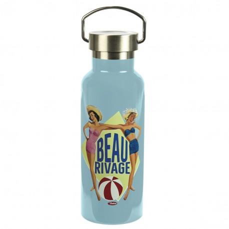 "Termoflaske - ""Beau rivage"""