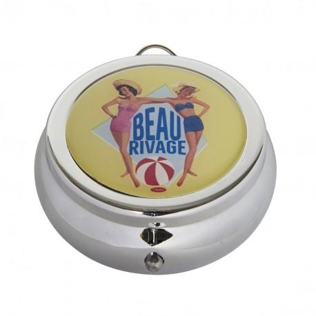 """Lommeaskebæger - """"Beau rivage"""""""