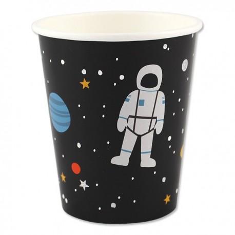 Papkrus - Astronaut - 8 stk.
