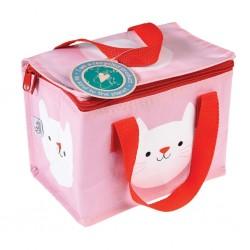 Køletaske - madpakkestørrelse - Cookie the Cat