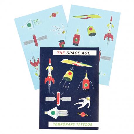 Tatoveringer - Space Age (2 ark)