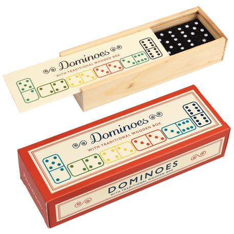 Domino i træ