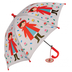 Børneparaply - Rødhætte