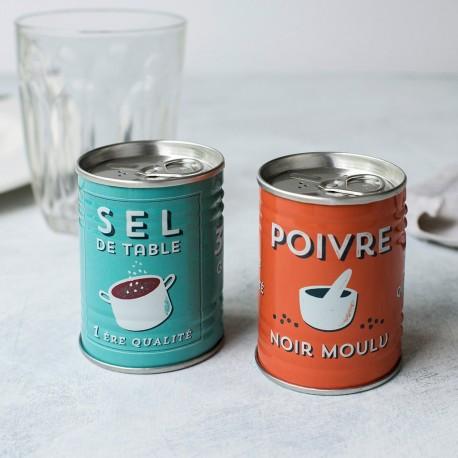 Salt- og pebersæt - Sel et Poivre