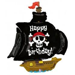 Folieballon, piratskib - 117 cm