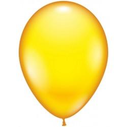 Balloner, gul - Ø 28-30 cm - 10 stk.