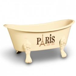 "Sæbeholder - ""Paris"" - creme"