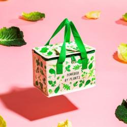 Køletaske - madpakkestørrelse - Powered by Plants