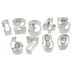 Taludstikkere 0-9 - 7 cm