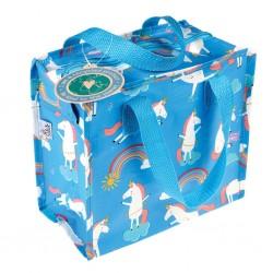 Lille opbevaringspose/taske - Magical Unicorn