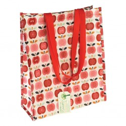 Indkøbspose - Vintage Apple