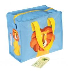 Lille opbevaringspose/taske - Charlie the Lion