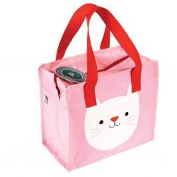 Lille opbevaringspose/taske - Cookie the Cat