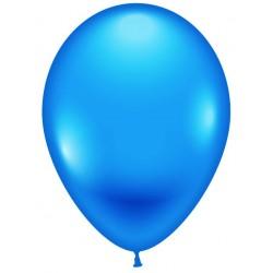 Balloner, blå - Ø 28-30 cm - 10 stk.