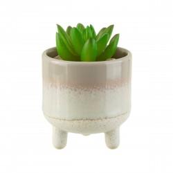 Mojave potteskjuler - Grå - H8,5 cm