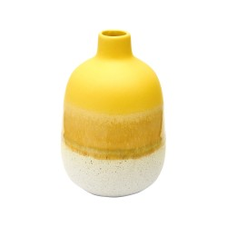 Mojave vase - H11,5 cm - Gul