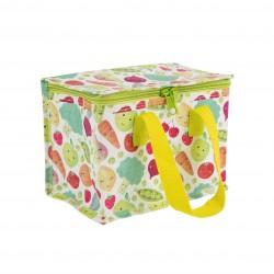 Køletaske - madpakkestørrelse - Happy Fruit & Veg