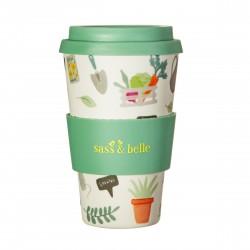 Genanvendelig kaffekop - Gardening