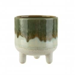Mojave potteskjuler - H8,5 cm - Grøn
