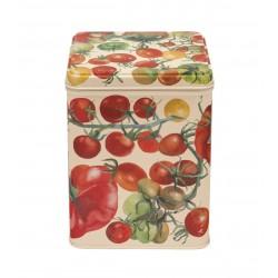 Firkantet metaldåse - Tomater