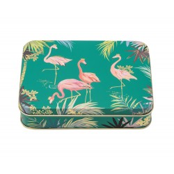 Metaldåse - Flamingo