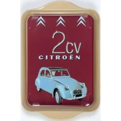 Metalbakke - Citroën 2CV