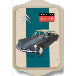 Metalbakke - Citroën ID19