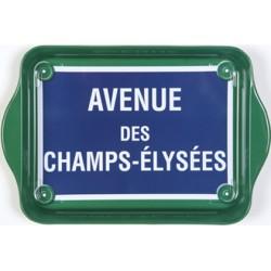 Metalbakke - Champs-Élysées