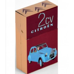 Cigaretetui - Citroën 2CV